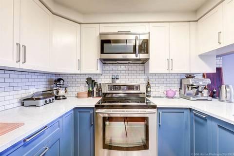 Condo for sale at 55 10th Ave E Unit 106 Vancouver British Columbia - MLS: R2344227