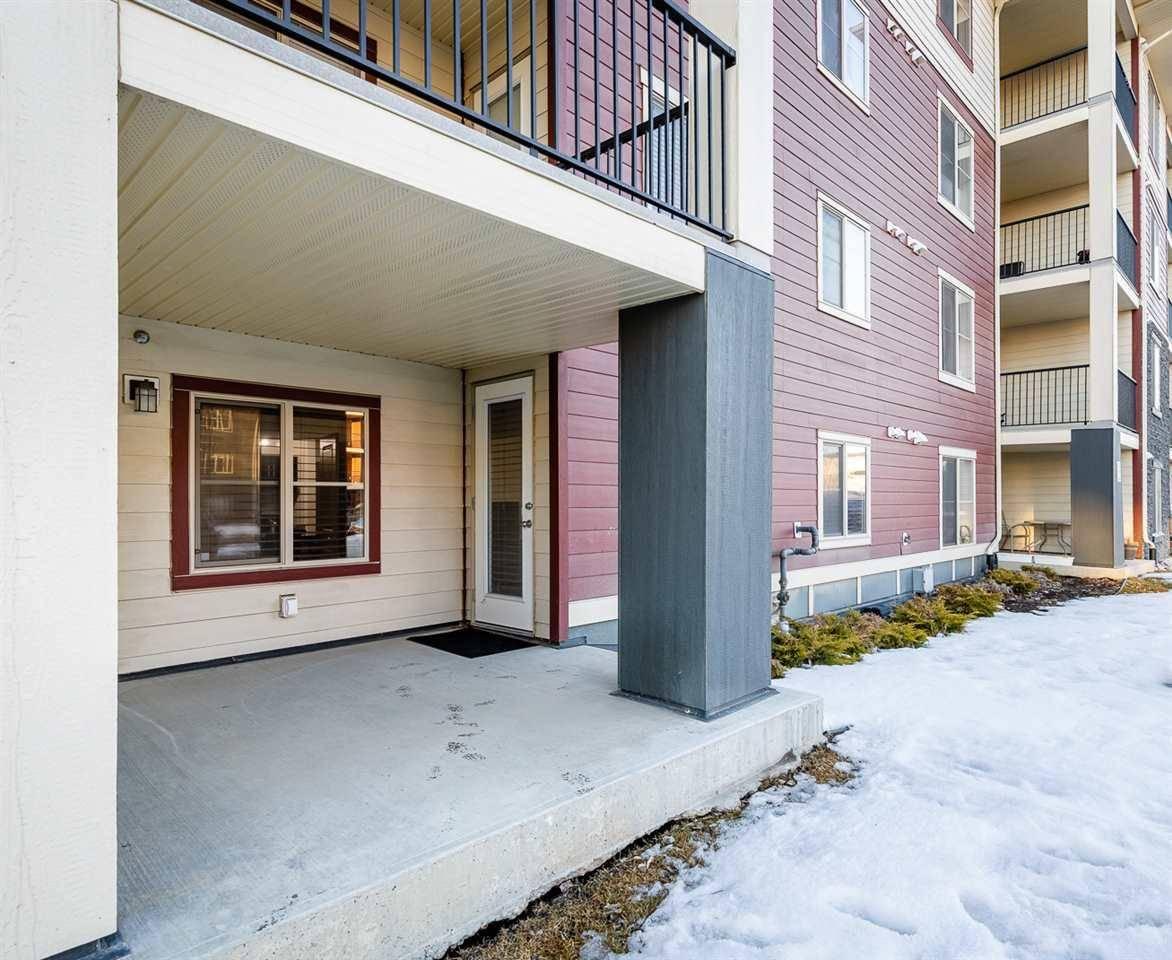 Condo for sale at 5804 Mullen Pl Nw Unit 106 Edmonton Alberta - MLS: E4189155