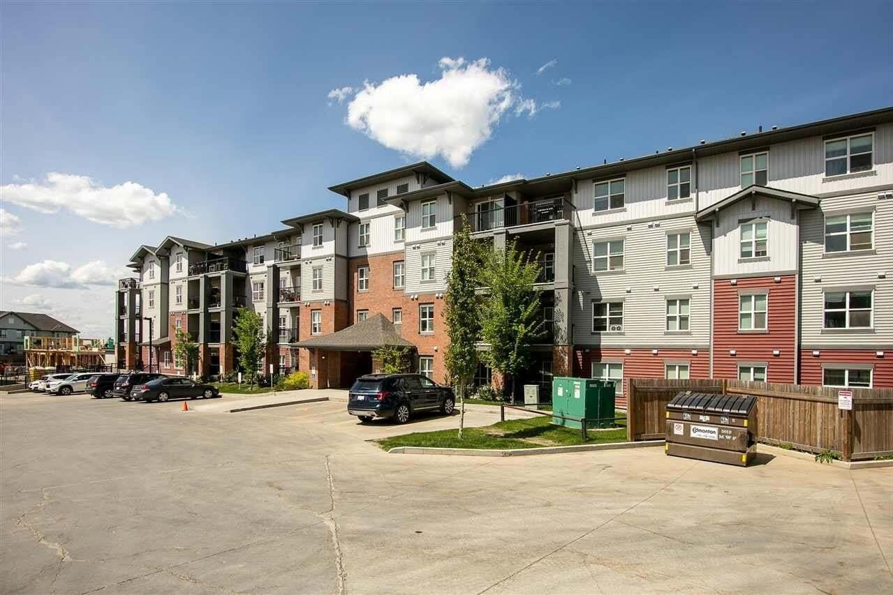 Condo for sale at 667 Watt Bv SW Unit 106 Edmonton Alberta - MLS: E4199273