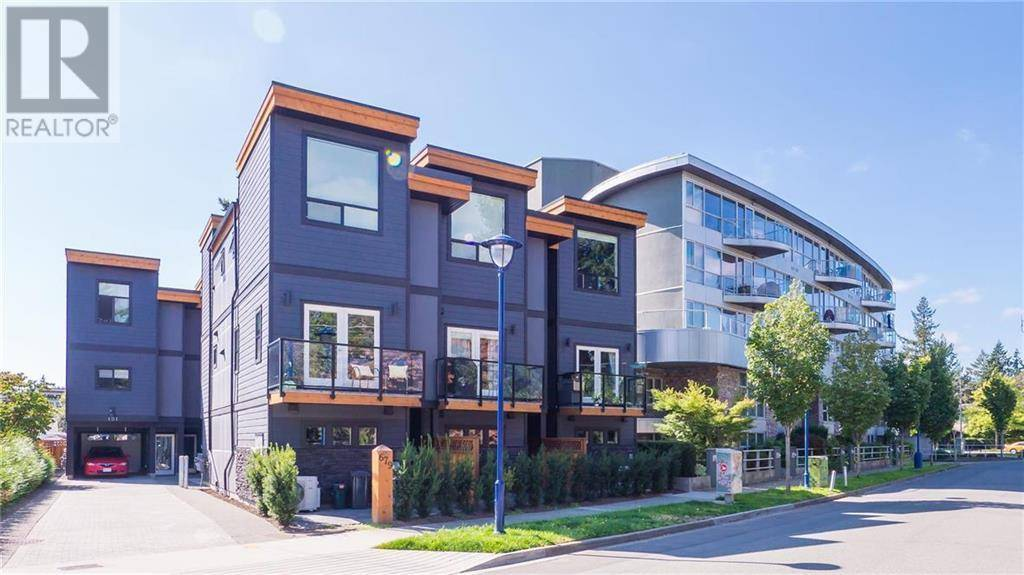 Townhouse for sale at 679 Wagar Ave Unit 106 Victoria British Columbia - MLS: 415474