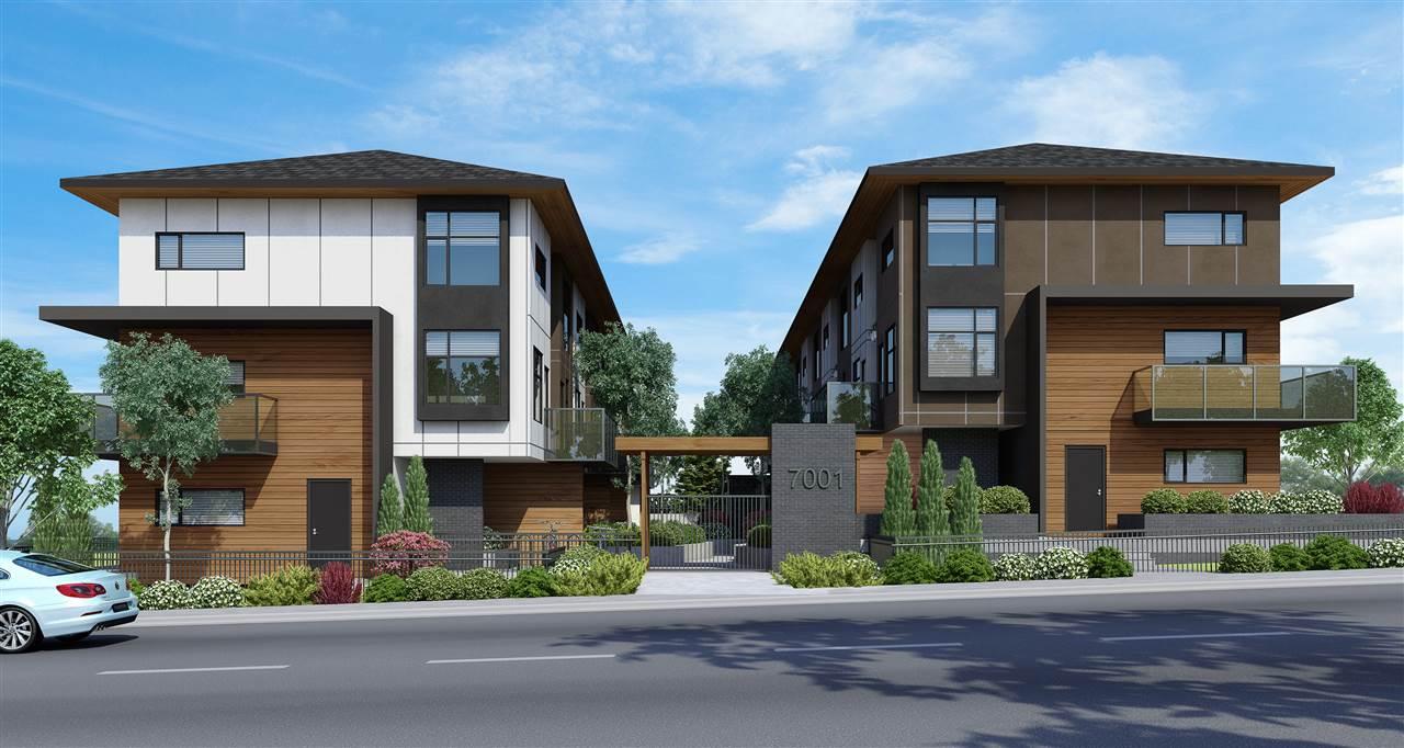 Sold: 106 - 7001 Royal Oak Avenue, Burnaby, BC