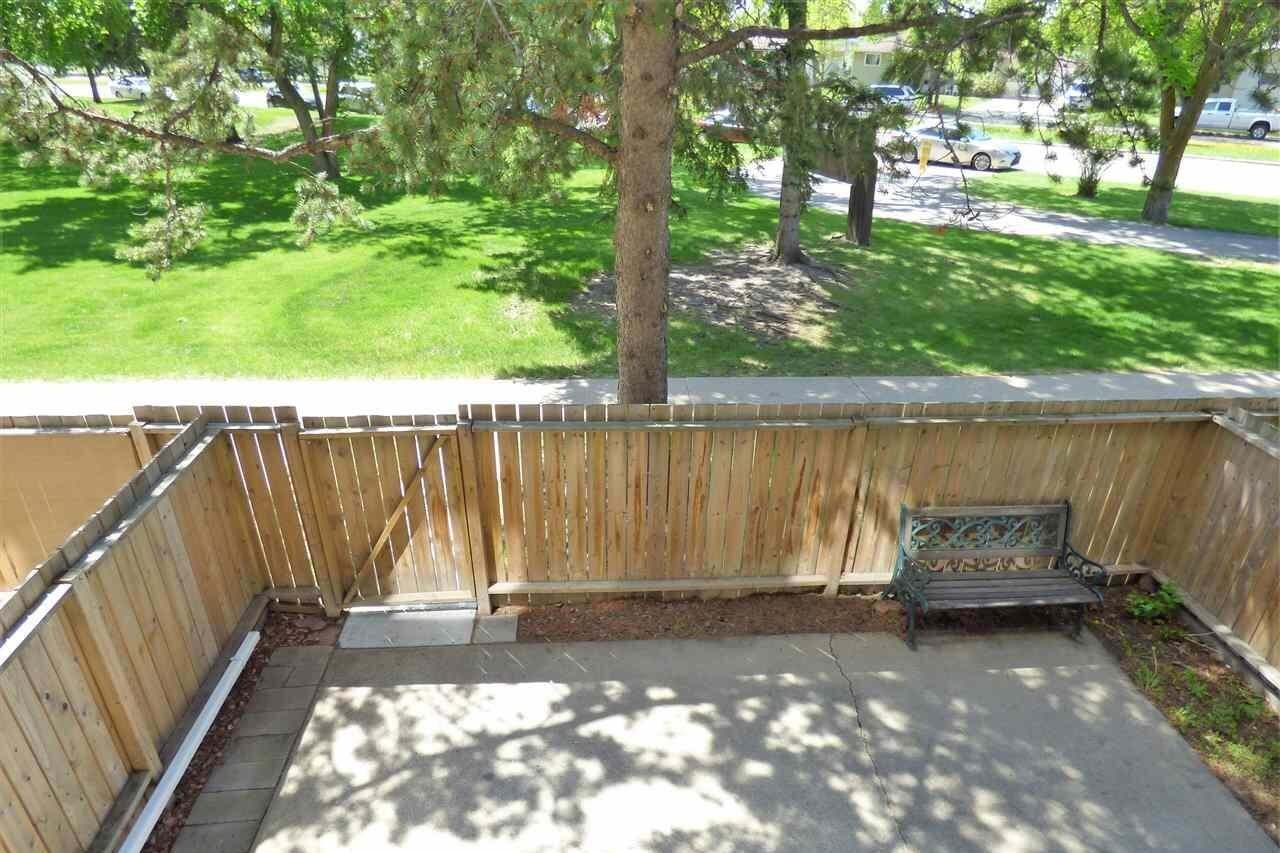 Townhouse for sale at 7815 159 St NW Unit 106 Edmonton Alberta - MLS: E4199399
