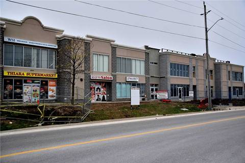 Commercial property for lease at 810 Nipissing Rd Apartment 106 Milton Ontario - MLS: W4704239