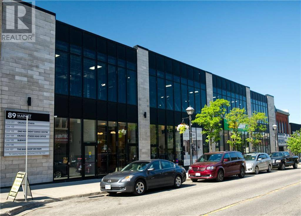 Commercial property for lease at 89 Main St Apartment 106 Cambridge Ontario - MLS: 30784337