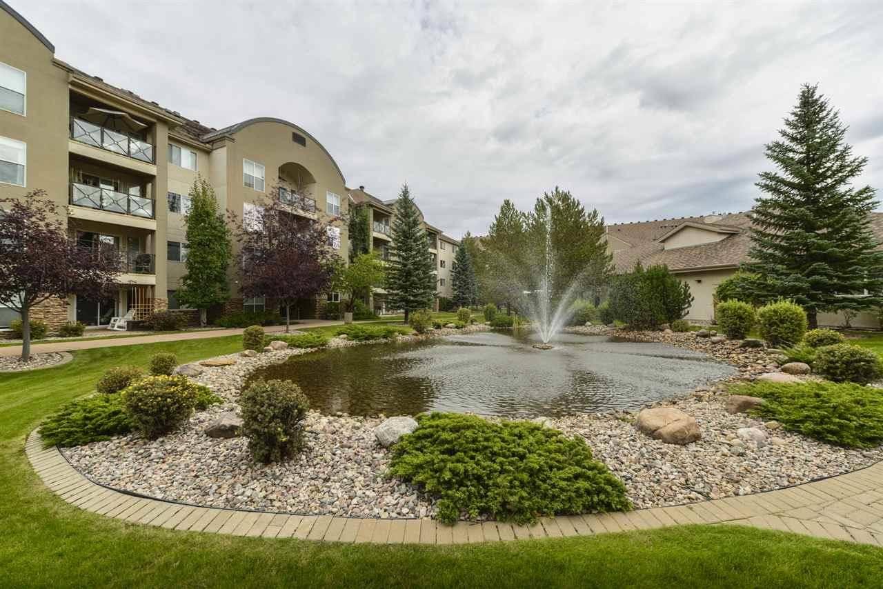 Condo for sale at 8956 156 St Nw Unit 106 Edmonton Alberta - MLS: E4172883