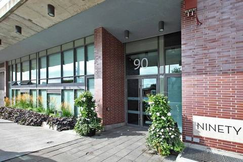 Apartment for rent at 90 Broadview Ave Unit 106 Toronto Ontario - MLS: E4734981