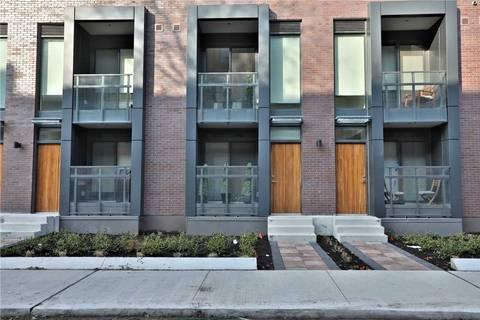 Condo for sale at 90 Niagara St Unit 106 Toronto Ontario - MLS: C4643866