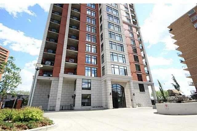 Condo for sale at 9020 Jasper Av NW Unit 106 Edmonton Alberta - MLS: E4214408