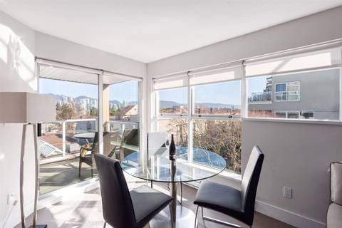 Townhouse for sale at 943 8th Ave W Unit 106 Vancouver British Columbia - MLS: R2367322
