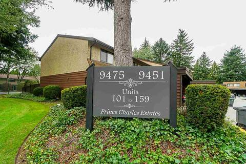Townhouse for sale at 9473 Prince Charles Blvd Unit 106 Surrey British Columbia - MLS: R2426307