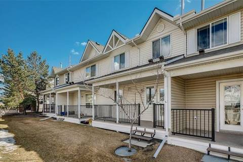 Townhouse for sale at 950 Arbour Lake Rd Northwest Unit 106 Calgary Alberta - MLS: C4257039