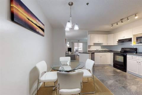 Condo for sale at 9640 105 St Nw Unit 106 Edmonton Alberta - MLS: E4141450