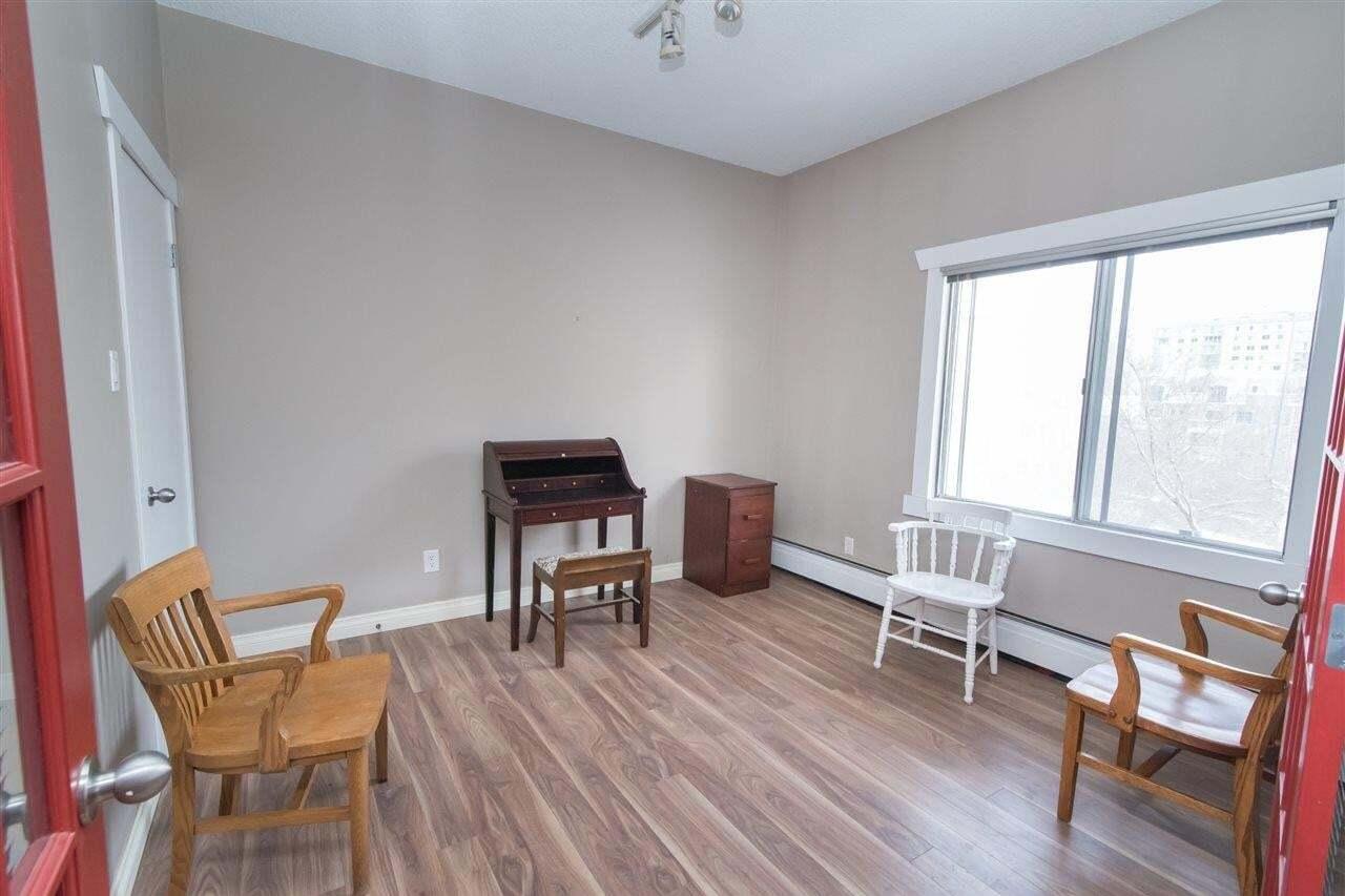 Condo for sale at 9725 106 St NW Unit 106 Edmonton Alberta - MLS: E4186203