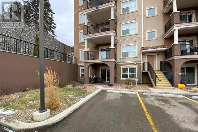 Condo for sale at 975 Victoria St W Unit 106 Kamloops British Columbia - MLS: 160073