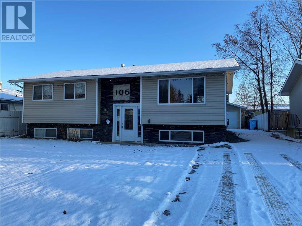 House for sale at 106 Alberta Dr Fort Mcmurray Alberta - MLS: fm0184541