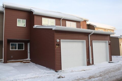 Townhouse for sale at 106 Alderwood  Dr Fort Mcmurray Alberta - MLS: A1051964