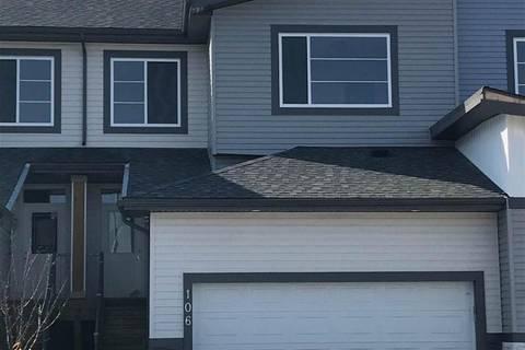 House for sale at 106 Awentia St Leduc Alberta - MLS: E4148580