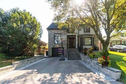 House for sale at 106 Ballacaine Dr Toronto Ontario - MLS: W4819057