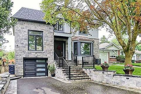 House for sale at 106 Ballacaine Dr Toronto Ontario - MLS: W4571214