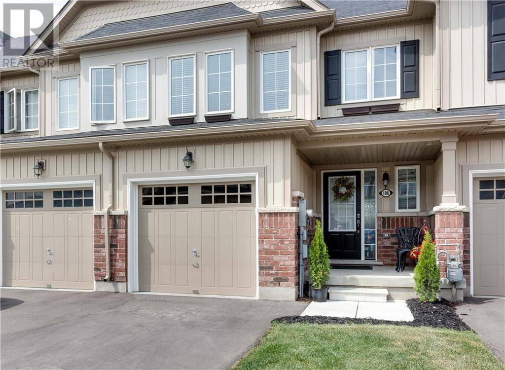 Townhouse for sale at 106 Bisset Ave Brantford Ontario - MLS: 30787106