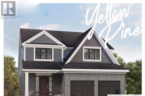 House for sale at 106 Bowman Dr Ilderton Ontario - MLS: 40021690