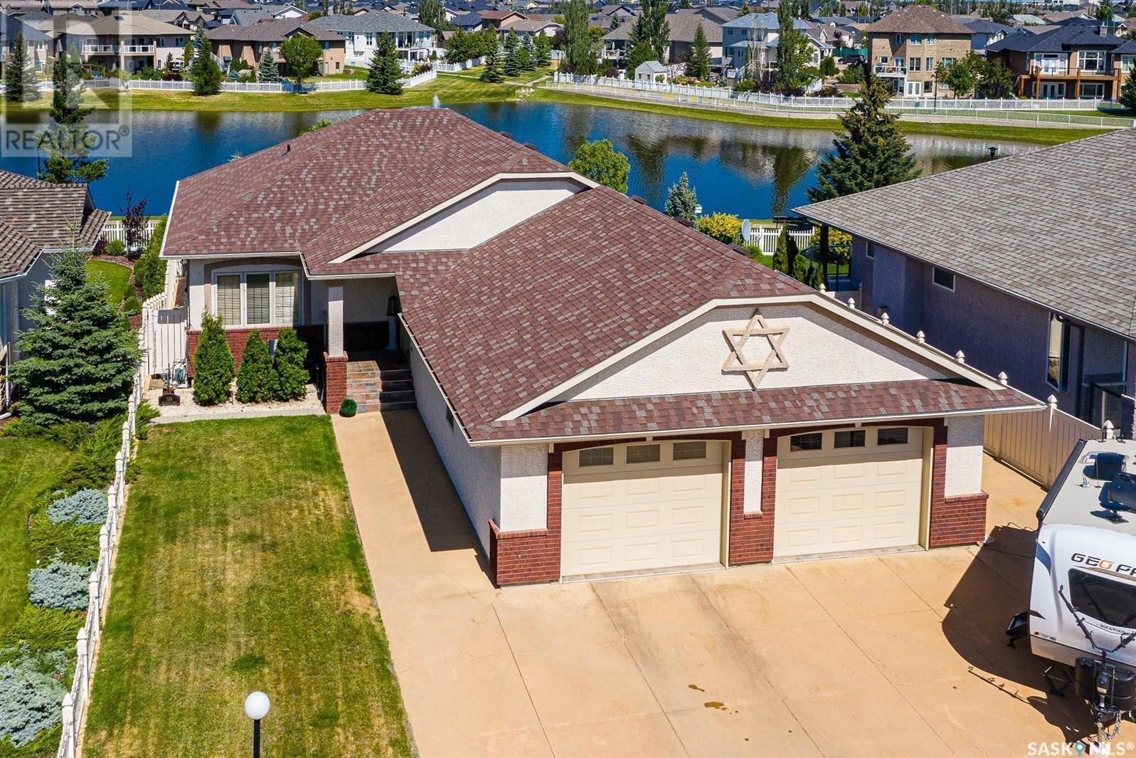 House for sale at 106 Brookside Dr Warman Saskatchewan - MLS: SK830815