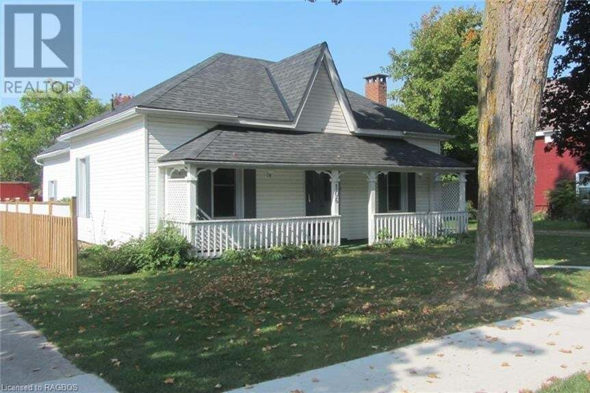 House for sale at 106 Bruce St South Durham Ontario - MLS: 40026406