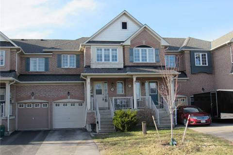 Townhouse for sale at 106 Burgess Cres Newmarket Ontario - MLS: N4421910