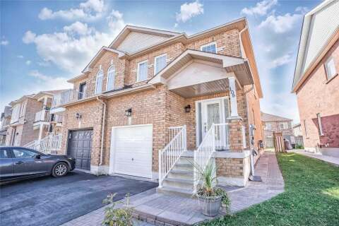 Townhouse for sale at 106 Casabel Dr Vaughan Ontario - MLS: N4955212