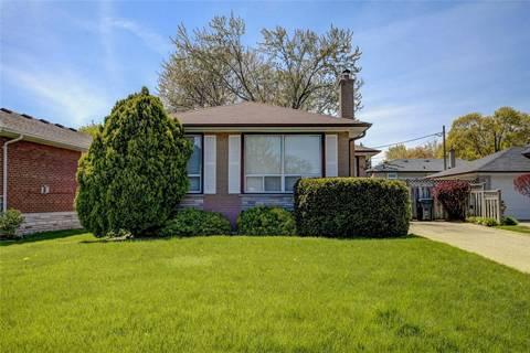 House for sale at 106 Celestine Dr Toronto Ontario - MLS: W4461999