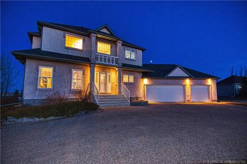 Residential property for sale at 106 Chulavista Cs Rural Lethbridge County Alberta - MLS: LD0157362