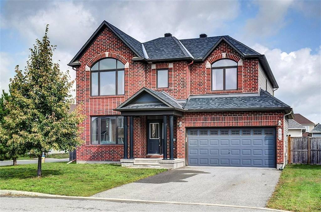 House for sale at 106 Cormack Circ Ottawa Ontario - MLS: 1169047