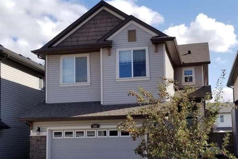 House for sale at 106 Cranberry Me SE Cranston, Calgary Alberta - MLS: C4293867