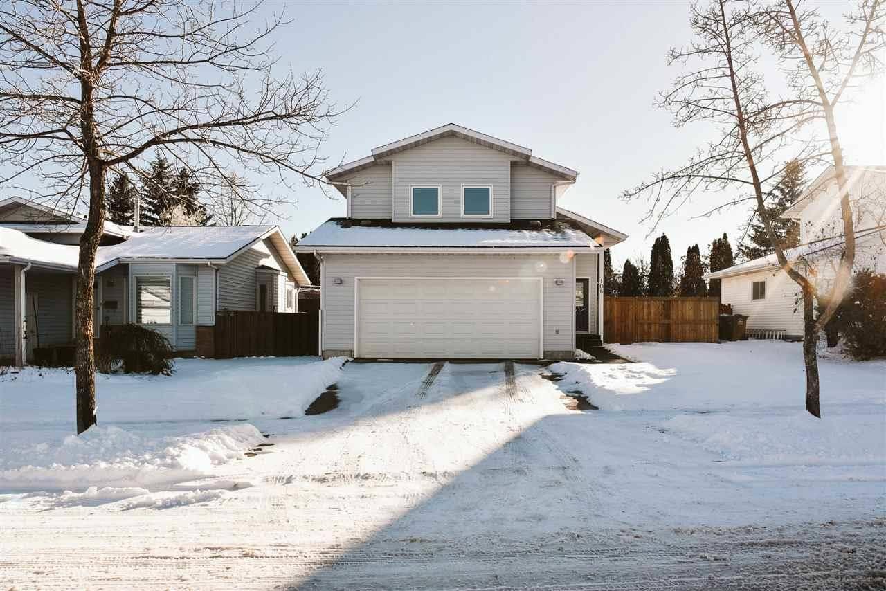 House for sale at 106 Dorchester Dr St. Albert Alberta - MLS: E4185580