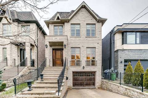 House for sale at 106 Dunblaine Ave Toronto Ontario - MLS: C4668524