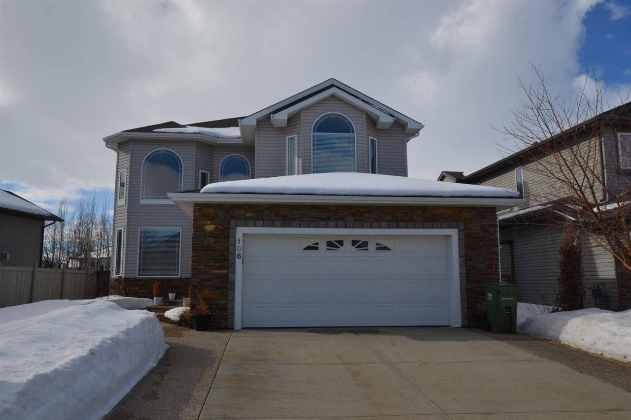 House for sale at 106 Eastcott Dr E St. Albert Alberta - MLS: E4189727