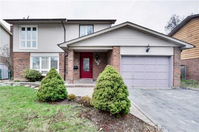 Sold: 106 Elgin Drive, Brampton, ON