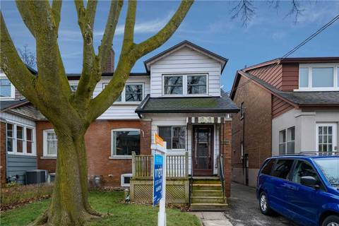 Townhouse for sale at 106 Elmer Ave Toronto Ontario - MLS: E4734956