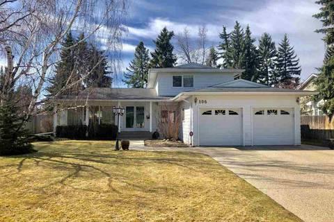 House for sale at 106 Fairway Dr Nw Edmonton Alberta - MLS: E4156454