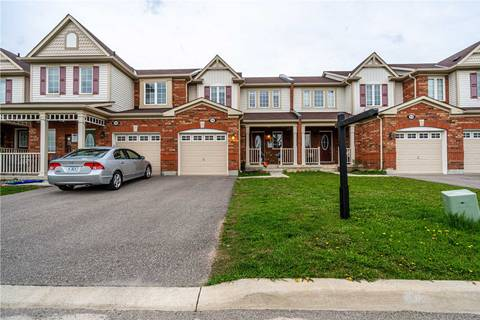 Townhouse for sale at 106 Gleave Terr Milton Ontario - MLS: W4453496