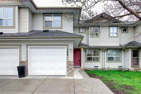 Townhouse for sale at 106 Harvest Gold Pl Northeast Calgary Alberta - MLS: C4297063
