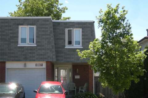 Townhouse for sale at 106 Horne Dr Brampton Ontario - MLS: W4825161
