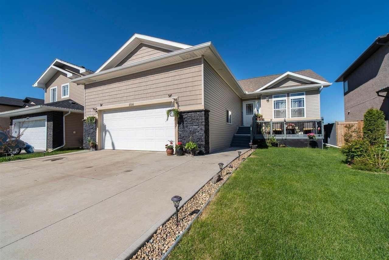 House for sale at 106 Houle Dr Morinville Alberta - MLS: E4198212