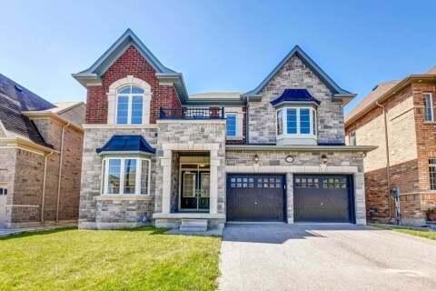 House for sale at 106 Howard Stewart Rd Brampton Ontario - MLS: W4801141