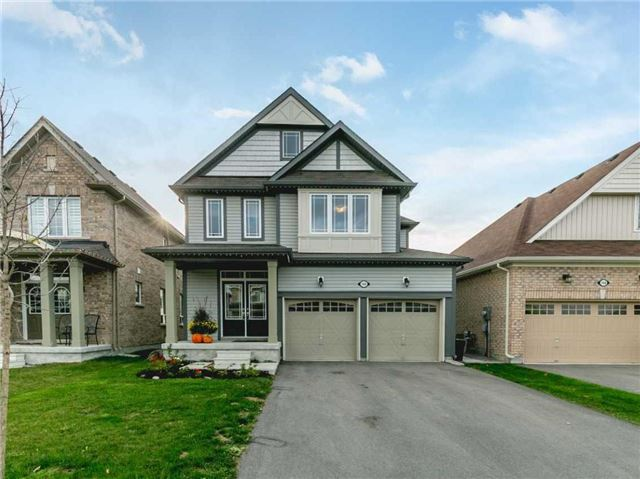 House for sale at 106 John Link Avenue Georgina Ontario - MLS: N4284401