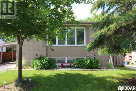 House for sale at 106 John St Barrie Ontario - MLS: 30719339