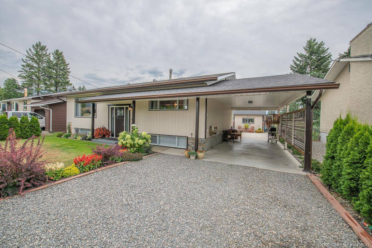 House for sale at 106 Kildonan Dr Enderby British Columbia - MLS: 10190043