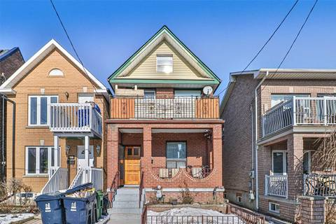House for sale at 106 Lappin Ave Toronto Ontario - MLS: W4692468