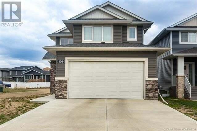 House for sale at 106 Lundberg Cres Red Deer Alberta - MLS: ca0194139