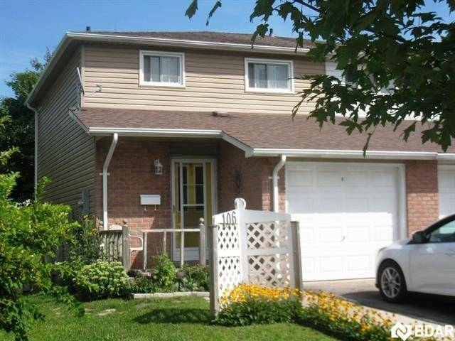 House for sale at 106 Mowat Crescent Barrie Ontario - MLS: S4311278